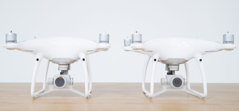 Phantom 4 Advanced vs Phantom 4 Pro: 4 Differences You Need to Know