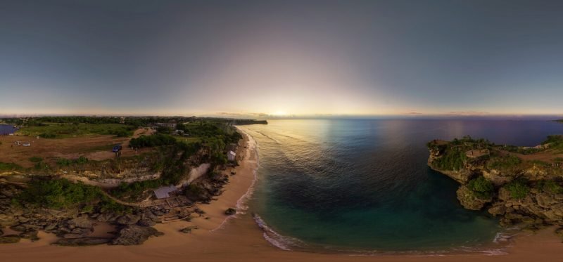 Tips for 360-Degree Aerial Photography