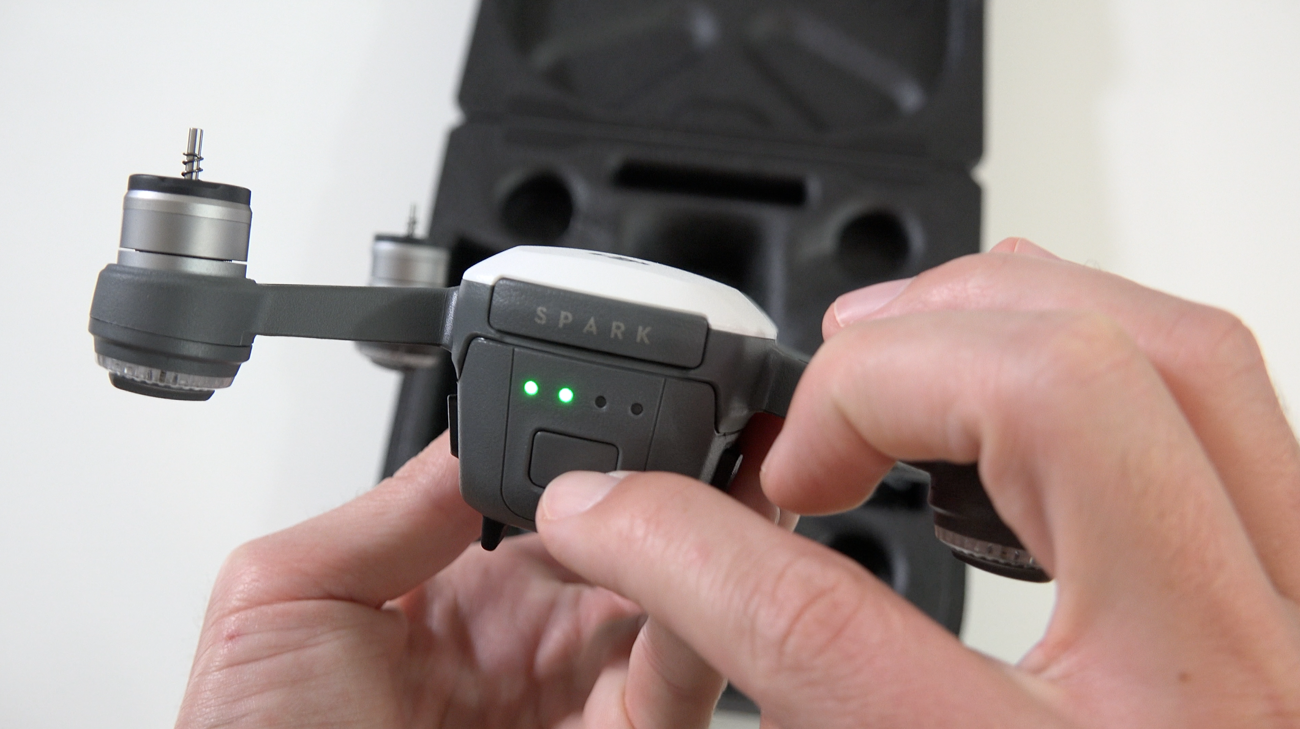 Dji Spark Unboxing Powerfully Compact And Gesture Smart
