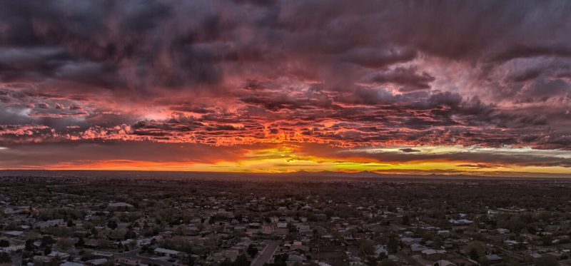 4 Aerial Photography Tips for Shooting in Sunrise and Sunset