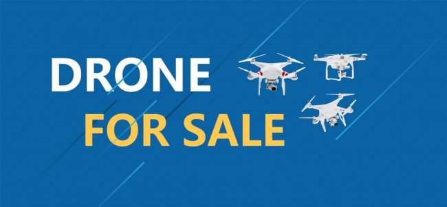 Drones for Sale: One for Everyone at Great Prices!