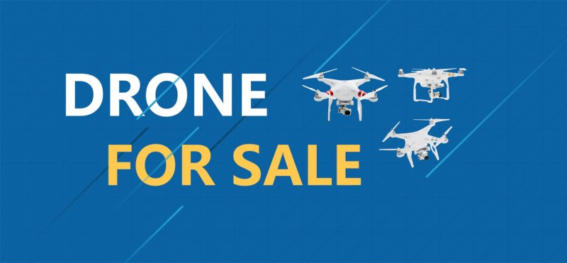Drones for Sale: Which One Best Fits Your Needs?