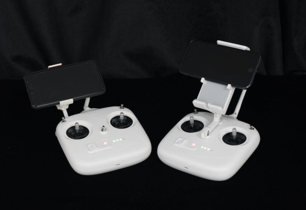 Phantom 3 SE vs Phantom 3 S Remote Controllers