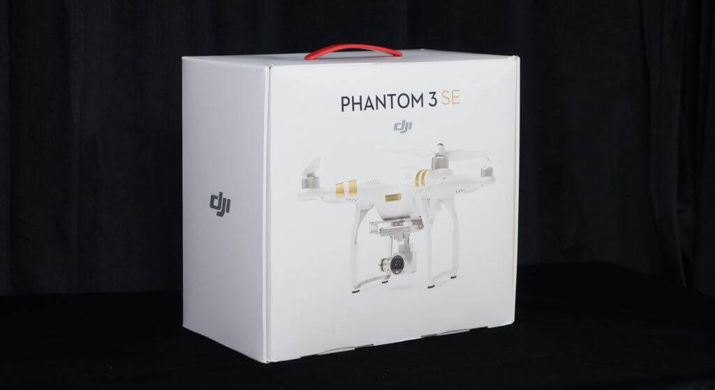 Phantom 3 SE Unboxing