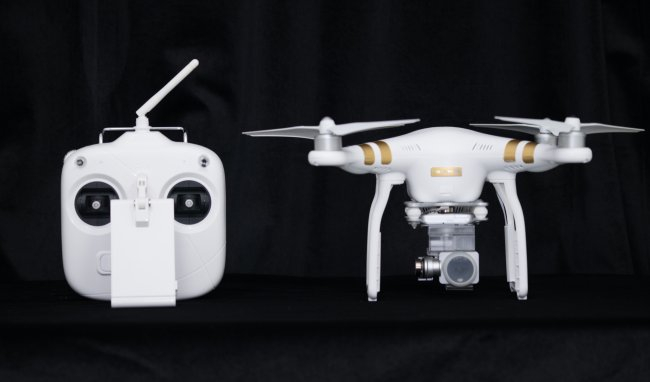 DJI Phantom 3 SE Unboxing: Featuring a 4k Camera