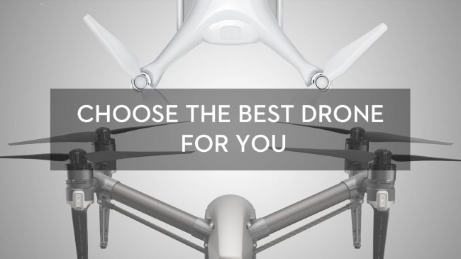 Choose the Best Drone for You Quiz