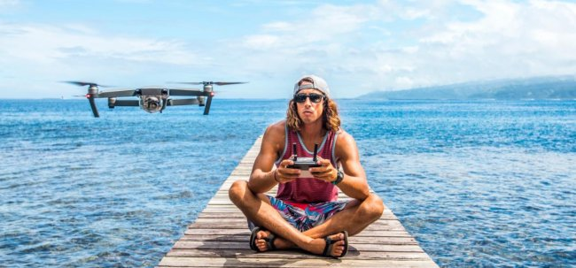 3 Great Travel Drones for Your Next Vacation