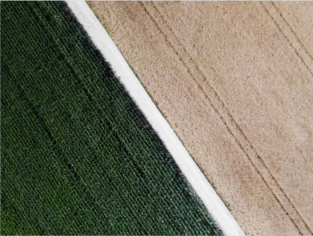 Find dividing lines-Mavic Pro