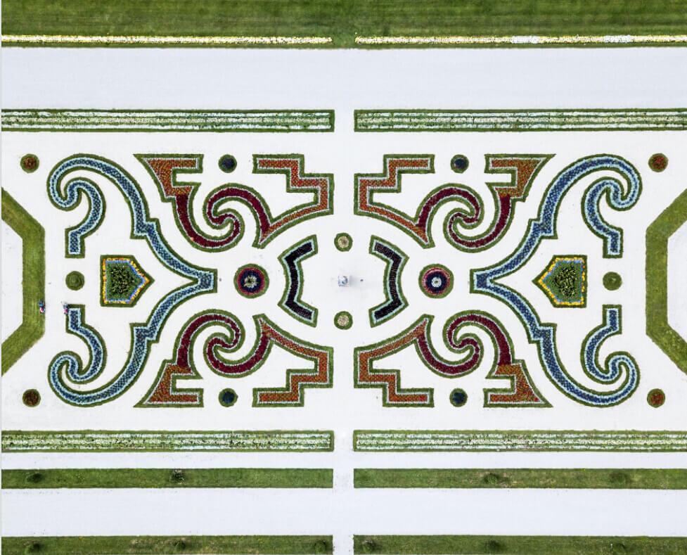 Look for symmetry-Mavic Pro
