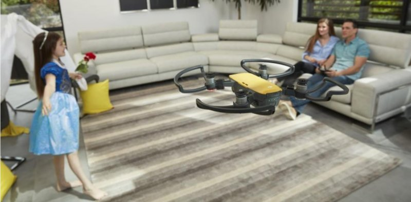 Essential Tips for Flying Spark Indoors