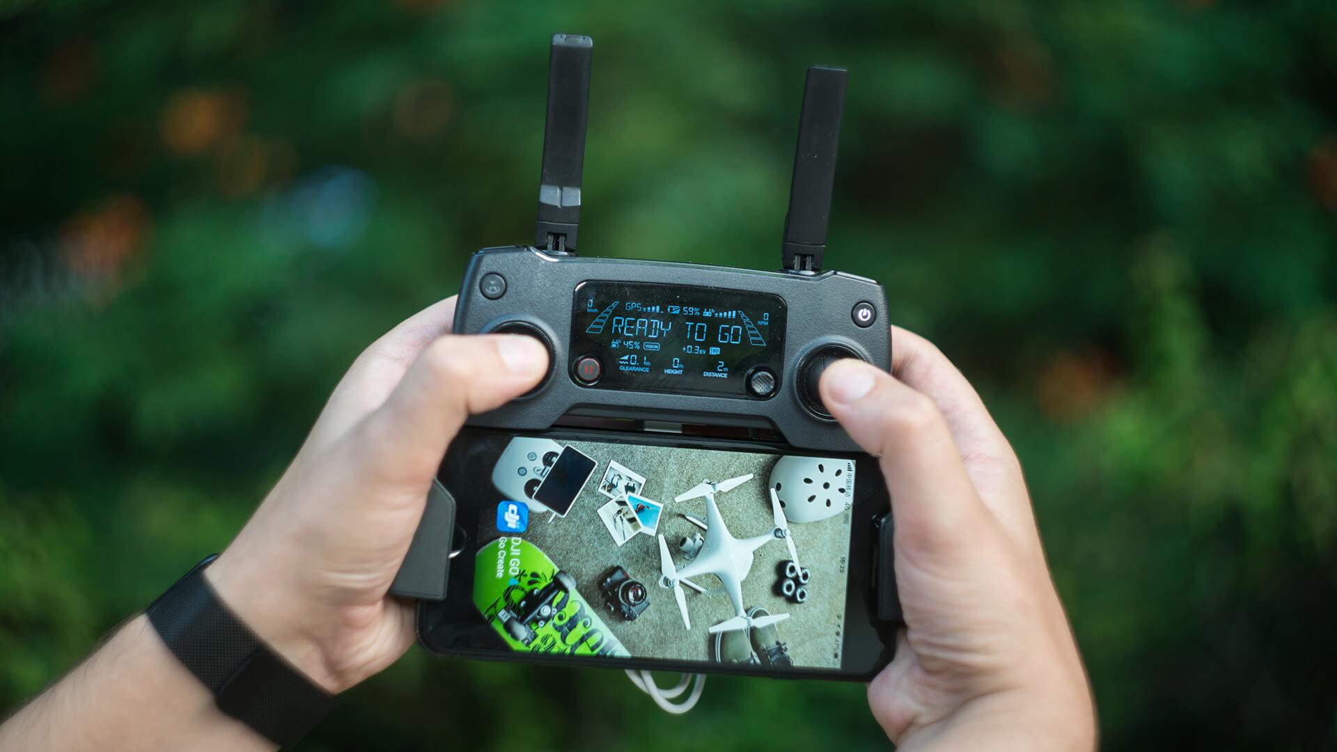 Dji go 4 mavic air combo pro extra battery phantom собственными силами