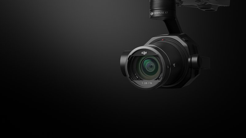 Zenmuse X7: Cinematic Vision Rising