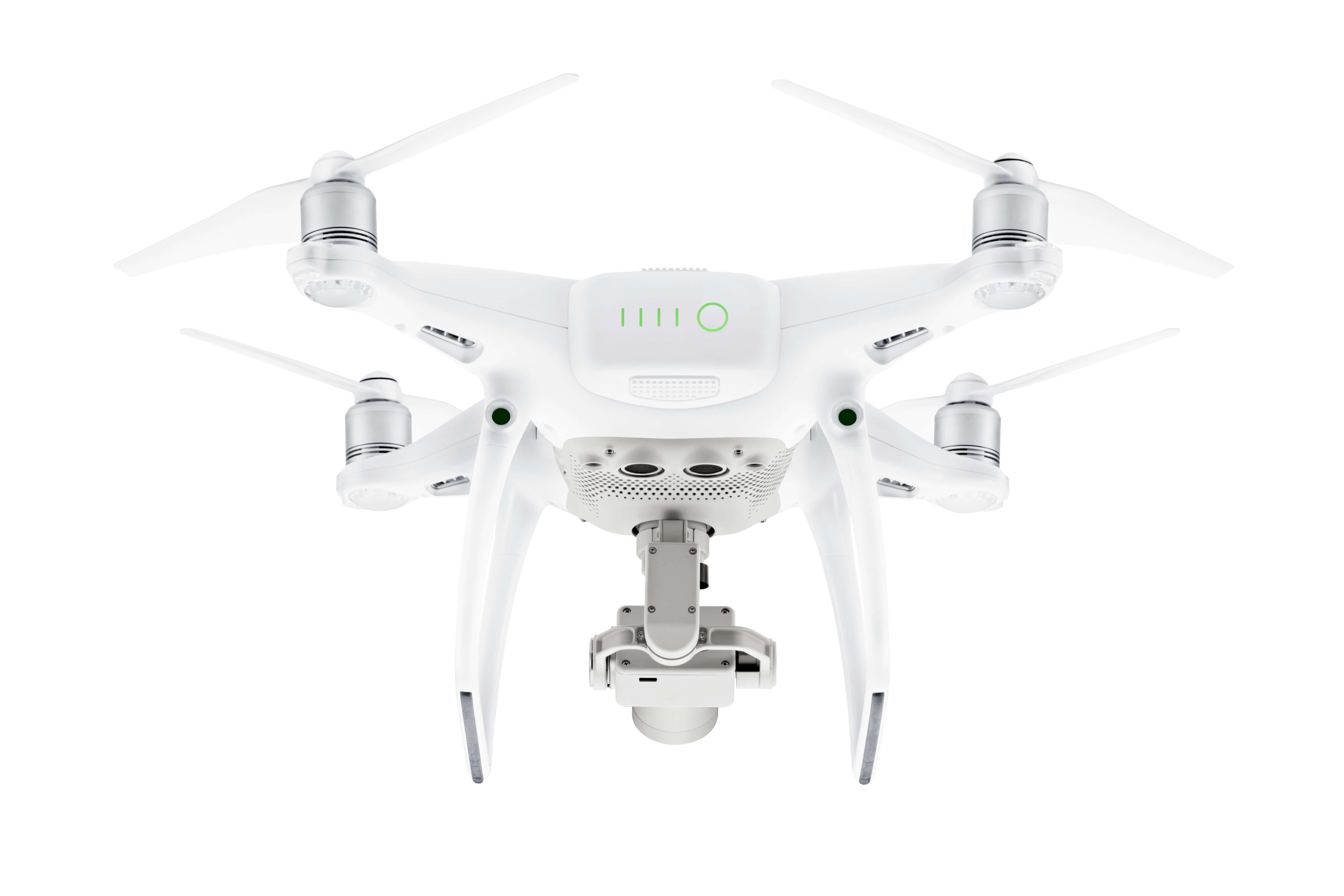 DJI drone maintenance