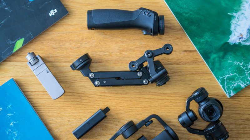 Get Steady with Osmo Z-Axis