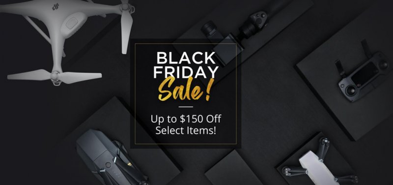2017 DJI Black Friday Sale: The Ultimate Guide