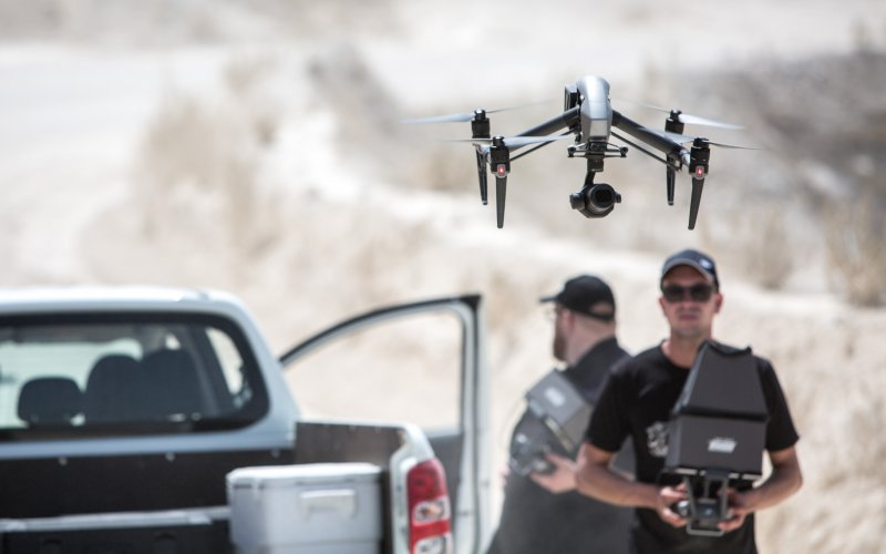 Zenmuse X7: Q&A with DJI's Ferdinand Wolf