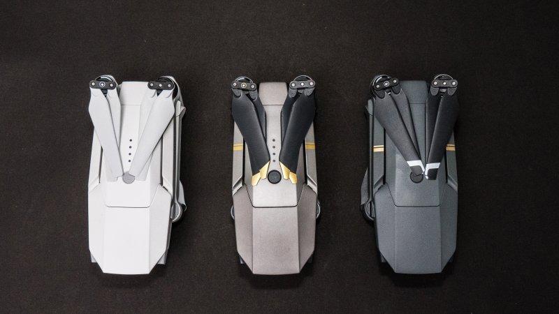 What's the Right Mavic for You: Mavic Pro, Platinum, or Alpine White?