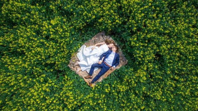 Drone Wedding Photography Tips