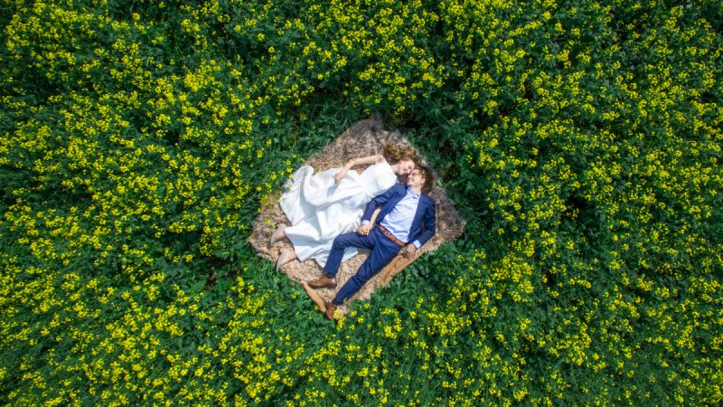 With The Rising Popularity Of Aerial Photography More And Soon To Be Newlyweds Are Considering Capturing Their Big Days Moments Via Drones