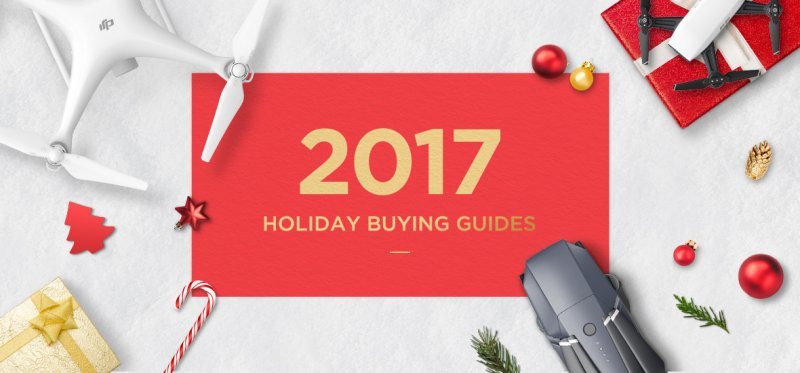 DJI Holiday Buying Guide: Gifts for the Whole Family