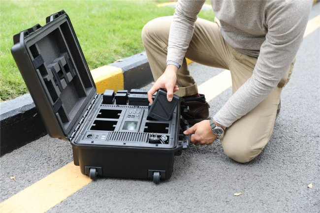 The DJI Battery Station: An Exclusive First Look