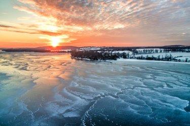 Chemong Lake Sunset