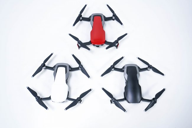 Phantom 3 vs. Mavic Air – The Evolution of DJI Drones