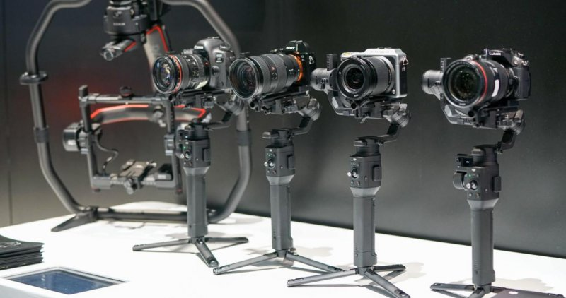 Ronin-S – DJI's First Single-Handed Stabilizer for DSLR and Mirrorless Cameras