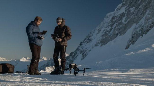 The Zenmuse X7 & Inspire 2 in Action – Heliguy Interviews 5kdigitalfilm