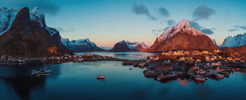 Capturing the Beauty of Norway with Zenmuse X7
