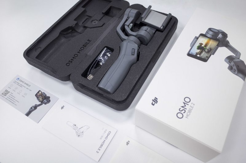 Osmo Mobile 2: Unboxing and What's New