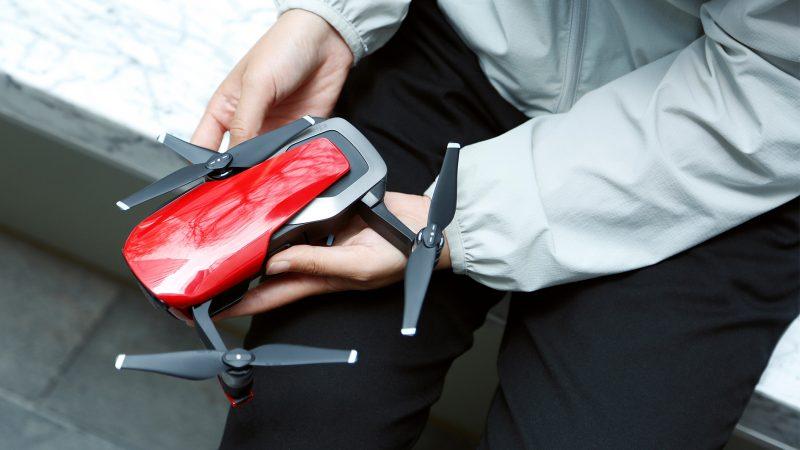 How Portable Can Mavic Air Be?