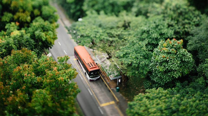 Tilt-shift Photography: Create a Micro World with Your Drone